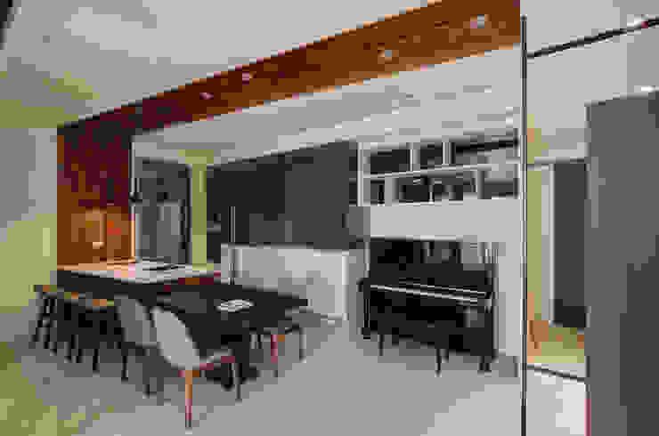 モダンな キッチン の 哲嘉室內規劃設計有限公司 モダン