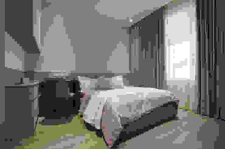 現代簡約家居 根據 哲嘉室內規劃設計有限公司 現代風