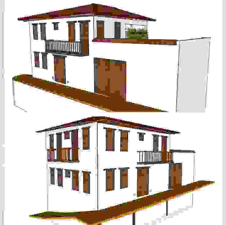 Heritage Design GROUP Casas adosadas