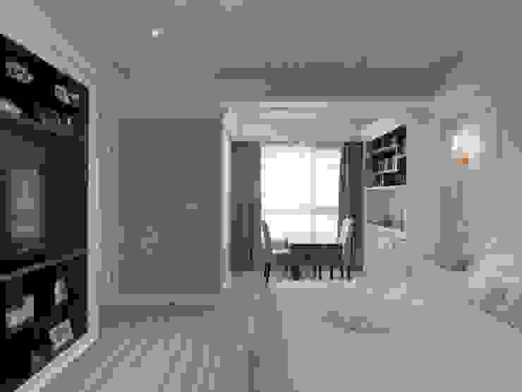 奢華新古典 根據 哲嘉室內規劃設計有限公司 古典風