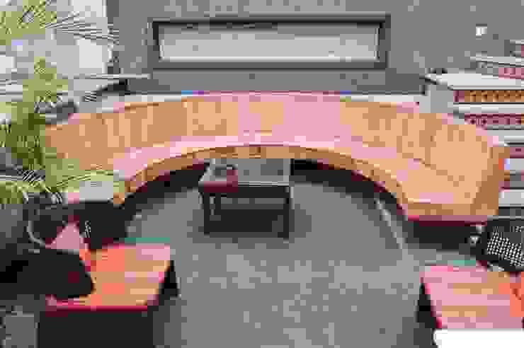 Terrace Garden Designing Modern balcony, veranda & terrace by Studio Machaan Modern