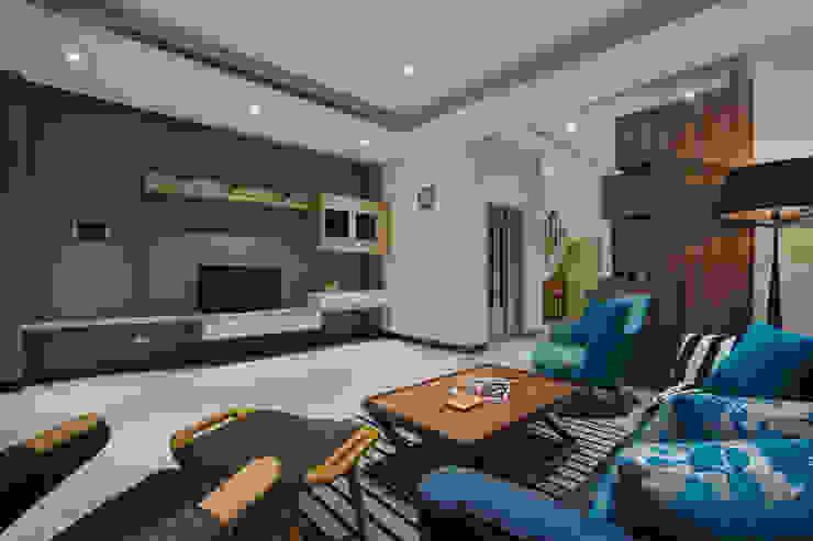 北歐風舒適雅宅 根據 哲嘉室內規劃設計有限公司 北歐風
