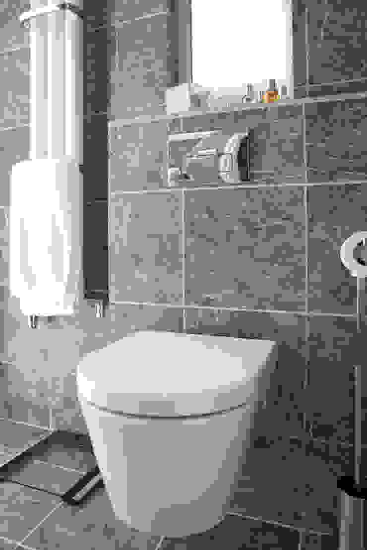 test1 Baños de estilo moderno de Threesixty Services Ltd Moderno