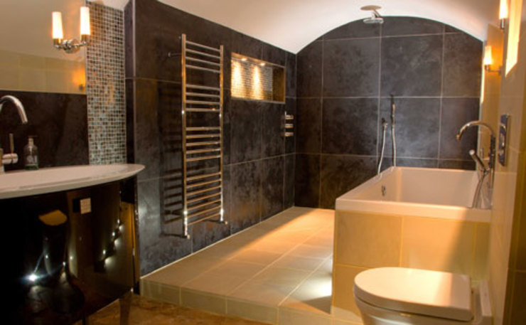 test2 Modern bathroom by Threesixty Services Ltd Modern
