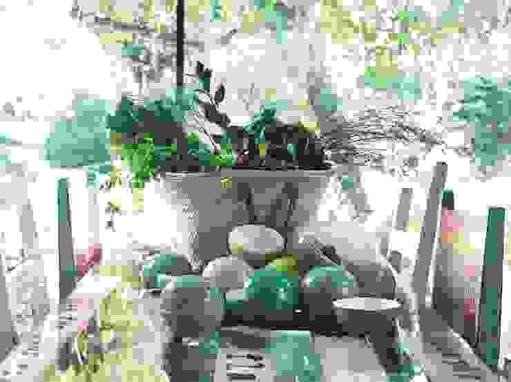 Let's go green por Arfai Ceramics Portugal Campestre Cerâmica