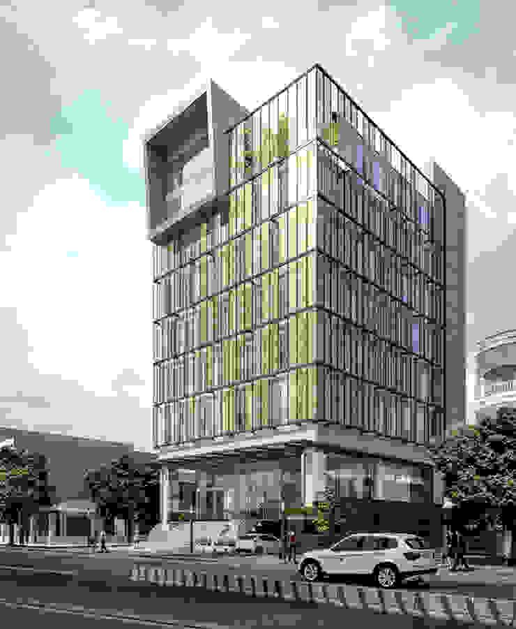 AI&T Office Renovation bởi Studio8 Architecture & Urban Design Hiện đại