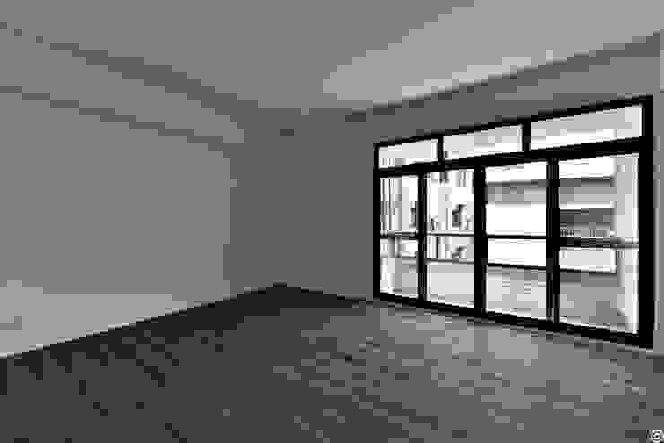 Modern living room by 讚基營造有限公司 Modern