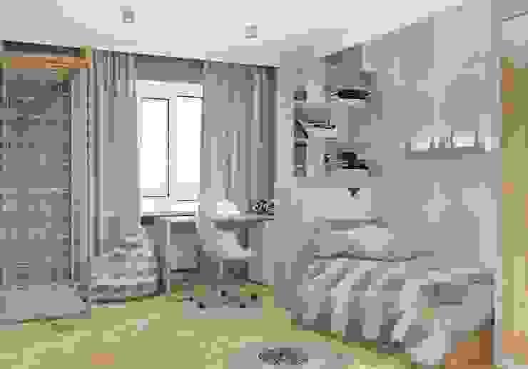 ДизайнМастер Teen bedroom Beige