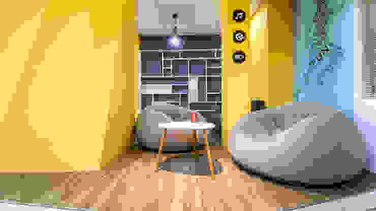 AI&T Office Renovation: hiện đại  by Studio8 Architecture & Urban Design, Hiện đại