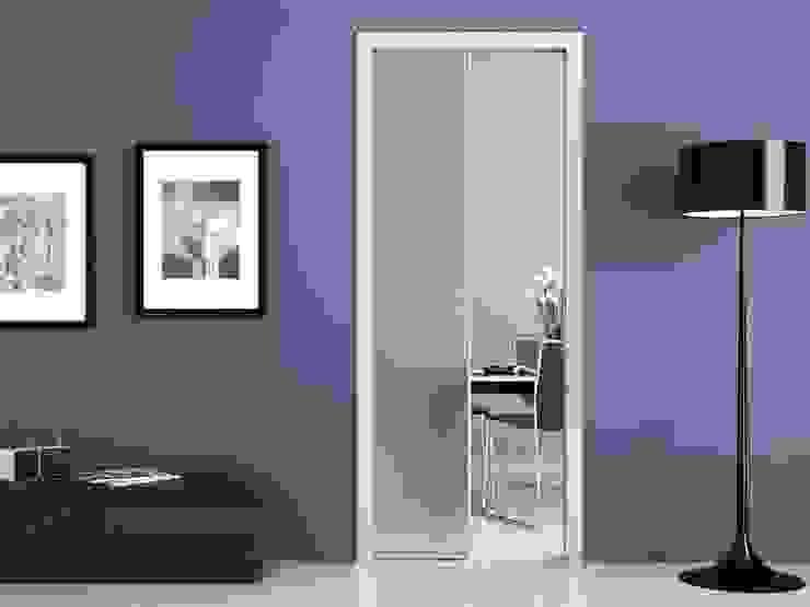 Modern style doors by BestFix-Schuifdeursystemen Modern Glass
