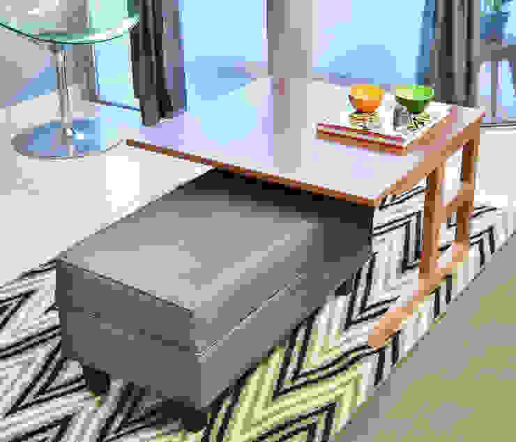 Move Móvel Criação de Mobiliário 现代客厅設計點子、靈感 & 圖片