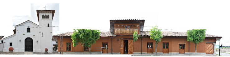 Restauracion Iglesia El Olivar de SurTierra Arquitectura