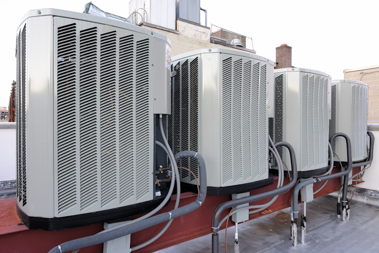 Commercial & Indusrial AC Servicing by Air-conditioning Johannesburg