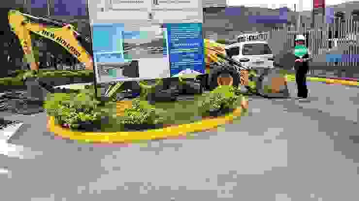 Redes de baja y media tensión en Terminal de Transporte de Medellín de INGECOSTOS S.A.S. Clásico Concreto reforzado