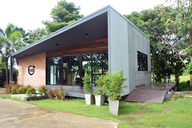 modern  oleh Add-con Architect, Modern