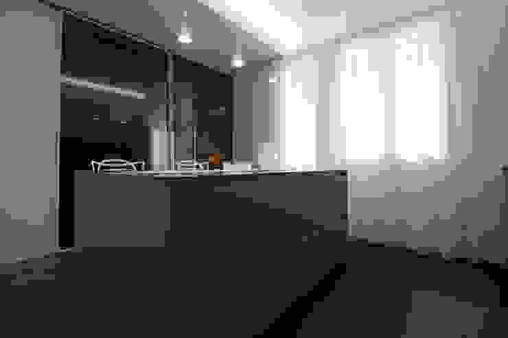Appartamento a Termini Imerese PA Cucina moderna di Giuseppe Rappa & Angelo M. Castiglione Moderno