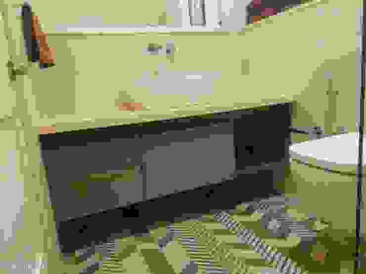 Mallika Seth Salle de bain moderne
