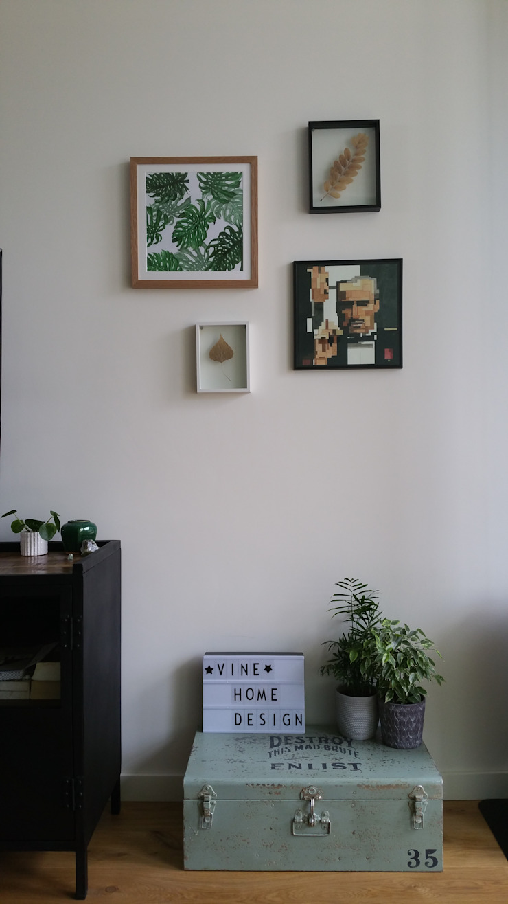 The Godfather: modern  door Vine Home Design, Modern