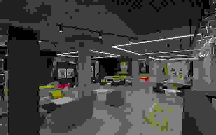 FILTER BAR EVGENY BELYAEV DESIGN Minimalist bars & clubs