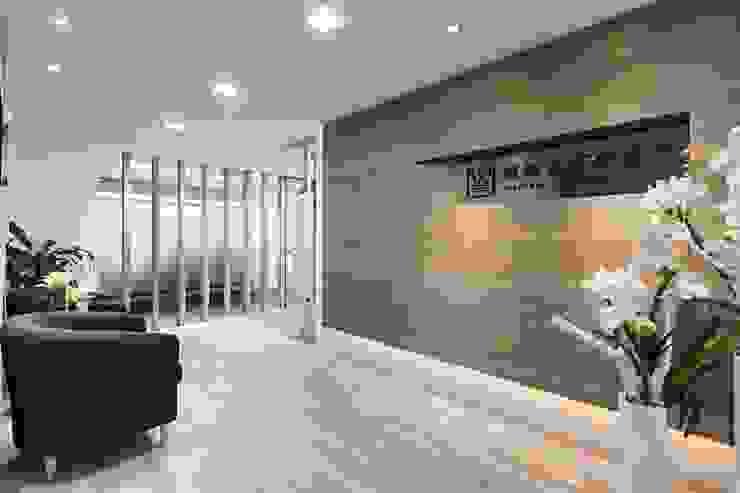 律師事務所 根據 築川設計 現代風