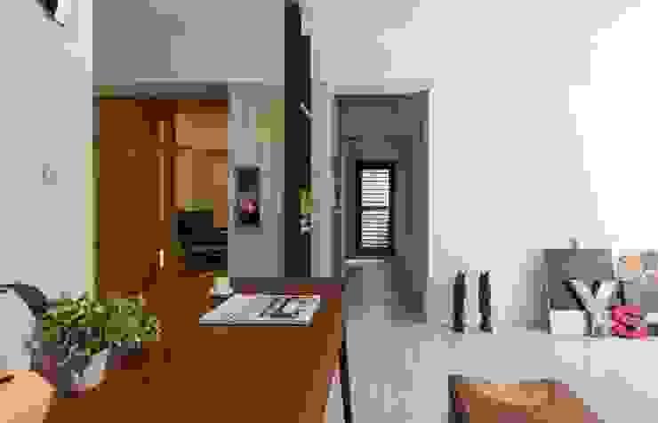 築川設計 Modern dining room