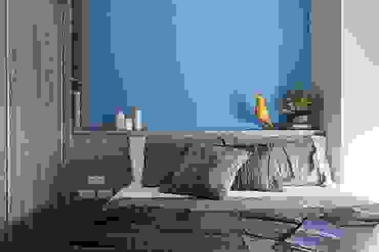 築川設計 Modern style bedroom