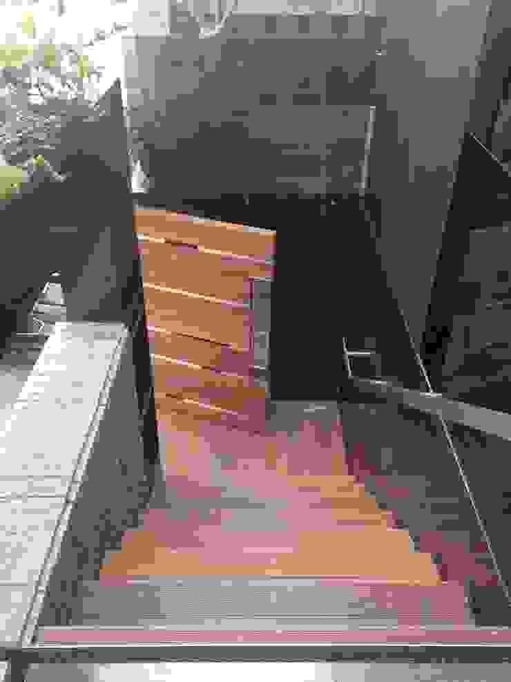 入口樓梯 根據 四一室內裝修有限公司 現代風