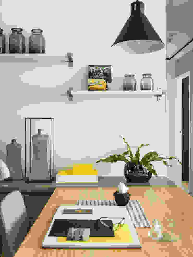 餐廳: 現代  by 存果空間設計有限公司, 現代風