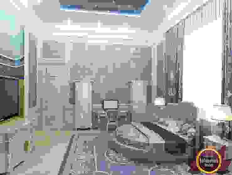The best bedroom design ideas from Katrina Antonovich Modern style bedroom by Luxury Antonovich Design Modern
