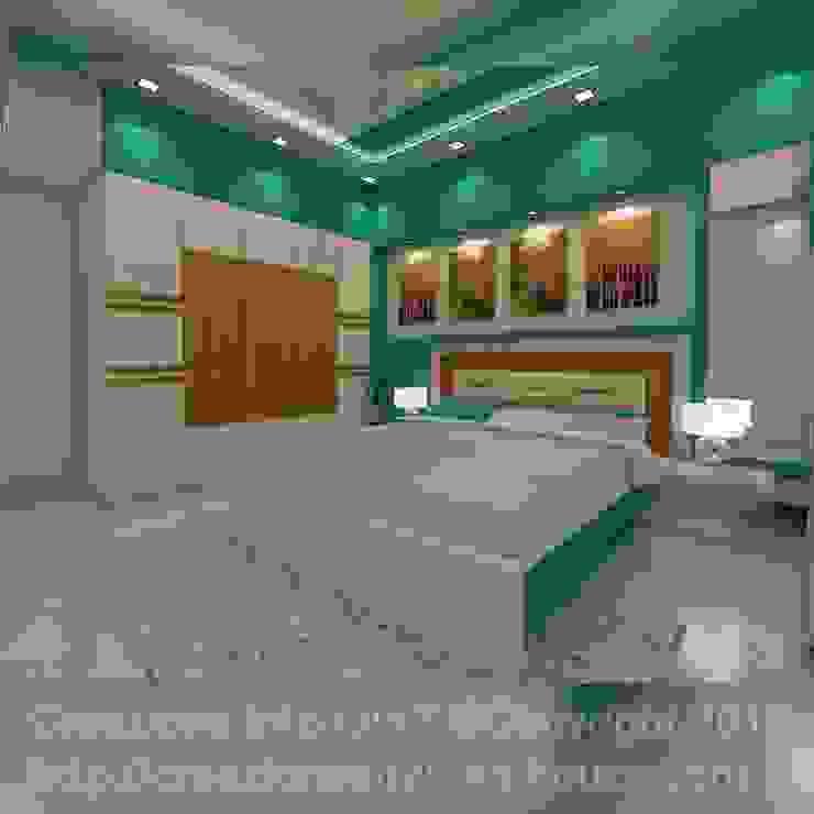 根據 Creazione Interiors 現代風