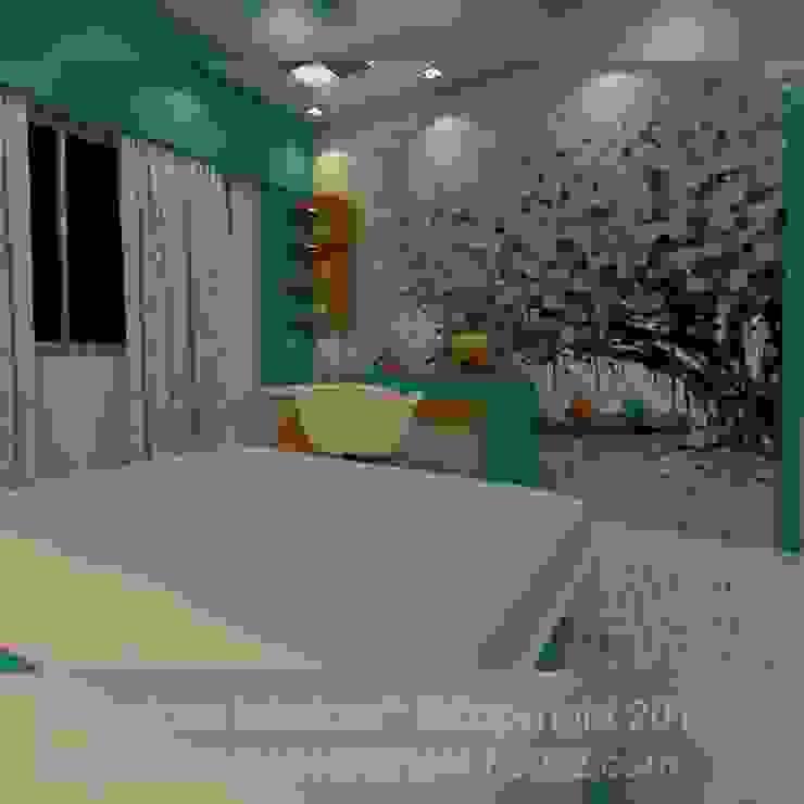 Creazione Interiors Modern style bedroom