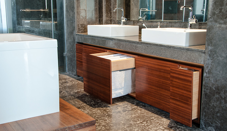 Basin Unit:  حمام تنفيذ Mazura