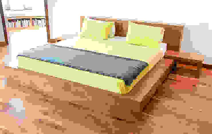 Master Bedroom Bed:  غرفة نوم تنفيذ Mazura