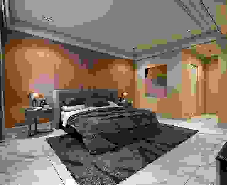 臥室2 根據 木皆空間設計