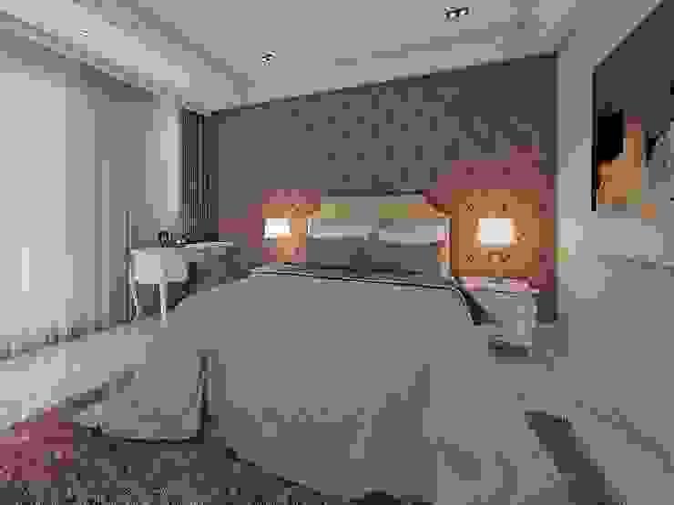 臥室3 根據 木皆空間設計