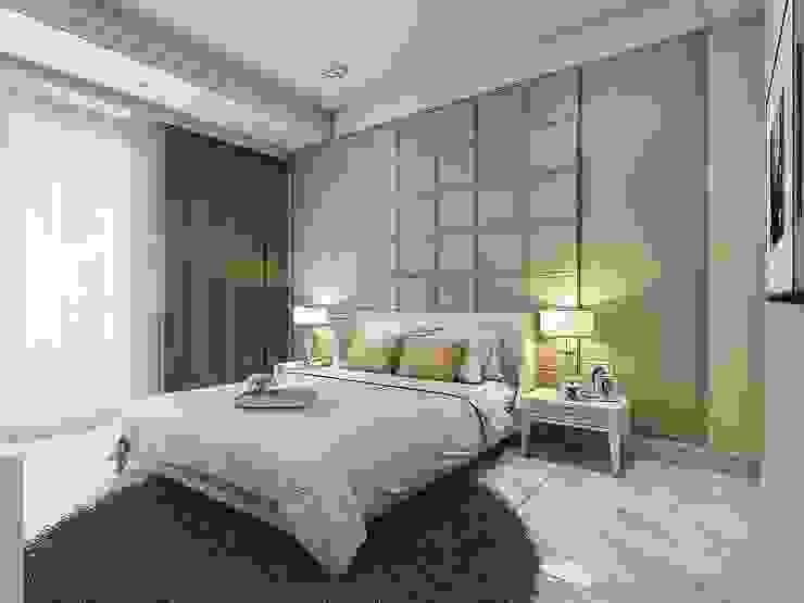 臥室5 根據 木皆空間設計