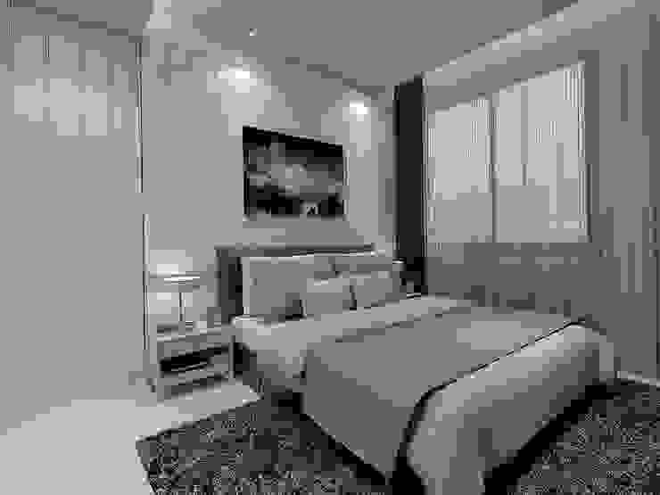 臥室6 根據 木皆空間設計