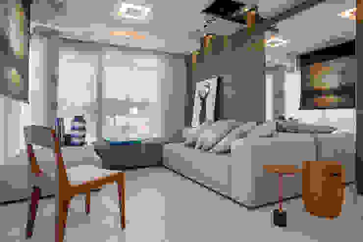 studio vert arquitetura Living room