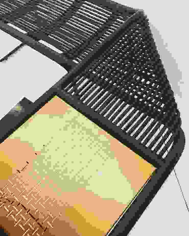 Luwes Rattan Bench:modern  oleh Kesan Mendalam Design Studio, Modern