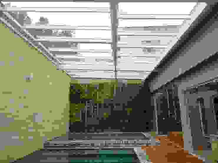 Roof by Belas Artes Estruturas Avançadas, Modern