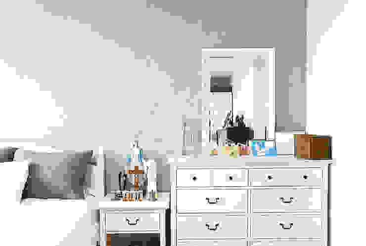 적은 비용으로 집안 분위기 싹 바꿀수있어요. 청라푸르지오 리모델링 후기: 디자인 아버의  침실