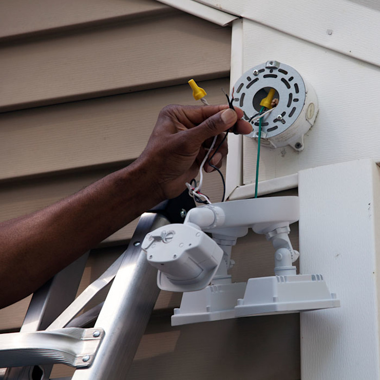 Security Lighting Repairs by Electricians Centurion