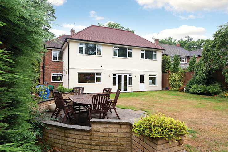 Surrey - Old Woking:  Houses by Corebuild Ltd,