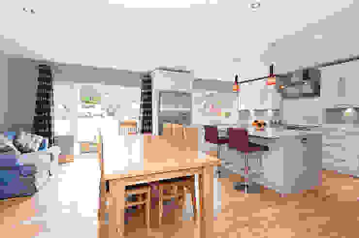 Surrey - Old Woking:  Kitchen by Corebuild Ltd,