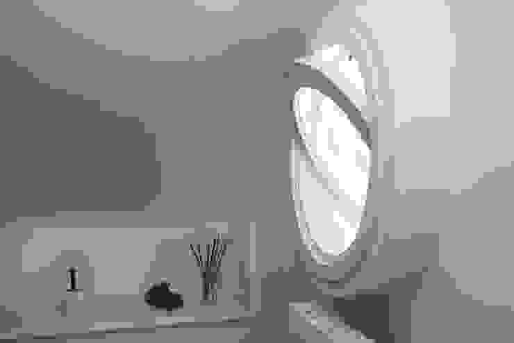 Mansarda OC2 Laboratorio di Progettazione Claudio Criscione Design Paesaggio d'interni