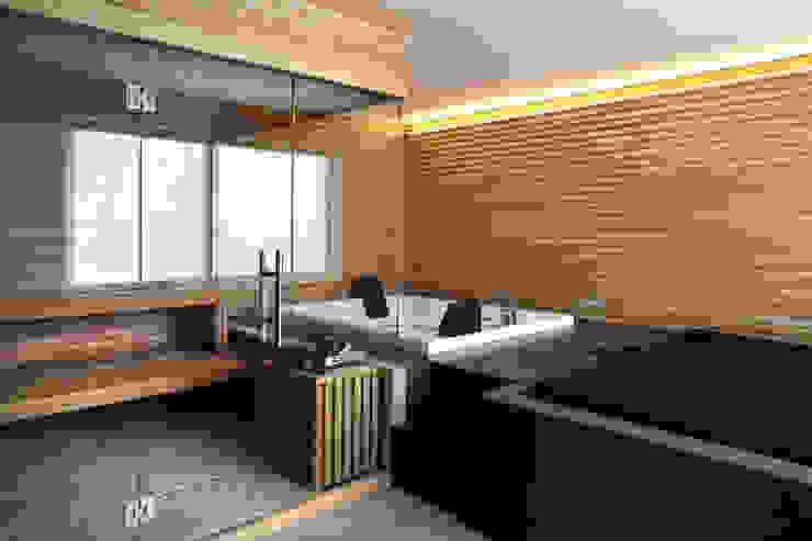 Sauna by MIDE architetti