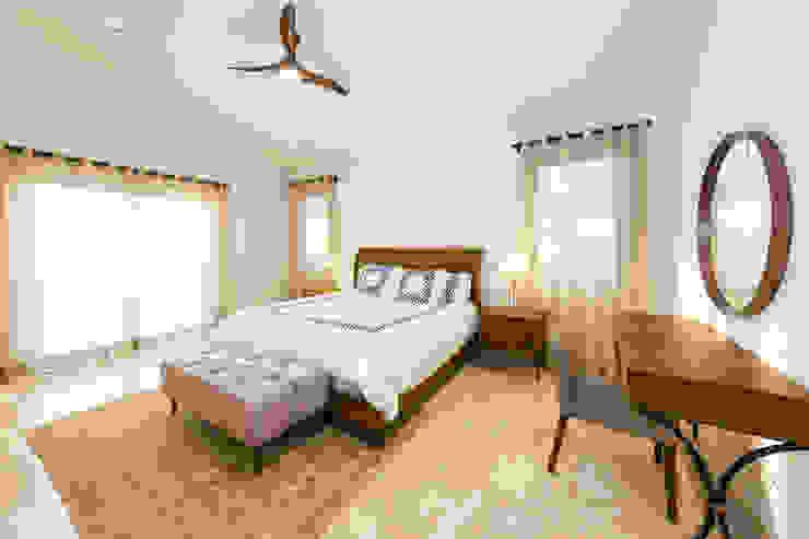 Modern style bedroom by MAR STUDIO Modern