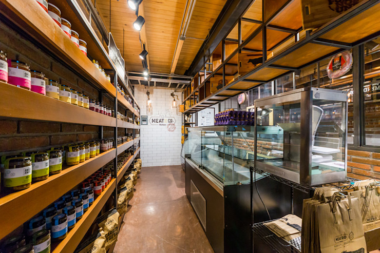 MEAT & CO ASILE by MAR STUDIO Eclectic