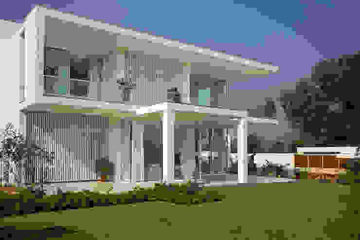 akshay shah (samruddhi bungalow) Classic style houses by USINE STUDIO Classic