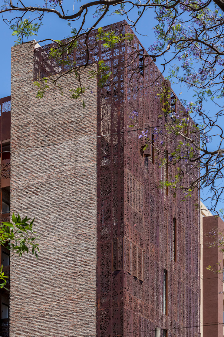 VV Building de Ciudad y Arquitectura Moderno